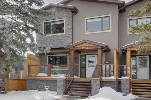 Townhouse for sale at 2817 25 St Southwest Calgary Alberta - MLS: C4226747