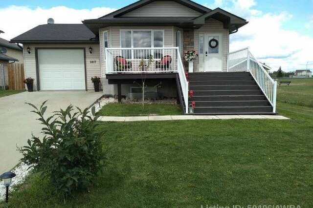 House for sale at 2817 46 Ave  Athabasca Alberta - MLS: AW50496