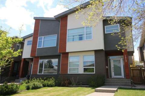 Townhouse for sale at 2819 25a St Southwest Calgary Alberta - MLS: C4295581