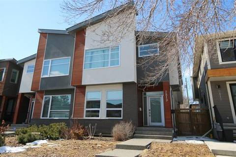 Townhouse for sale at 2819 25a St Southwest Calgary Alberta - MLS: C4291421