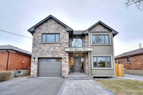 House for sale at 282 Aldercrest Rd Toronto Ontario - MLS: W4406198