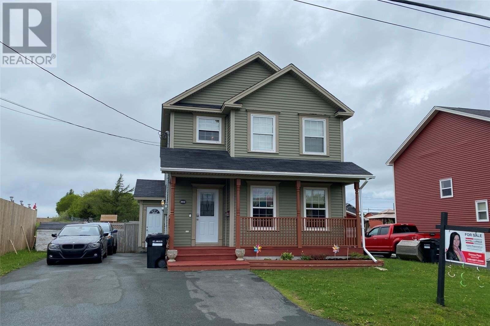 House for sale at 282 Bay Bulls Rd St. John's Newfoundland - MLS: 1213603