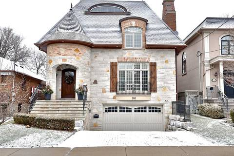 House for sale at 282 Brooke Ave Toronto Ontario - MLS: C4681941