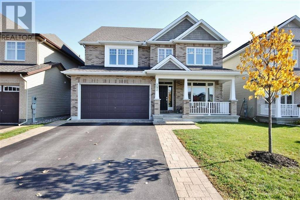 House for sale at 282 Gracewood Cres Ottawa Ontario - MLS: 1173504