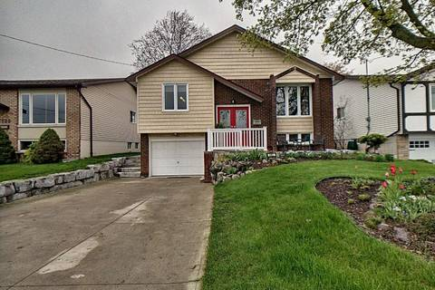 House for sale at 282 Highridge Ave Stoney Creek Ontario - MLS: H4053661