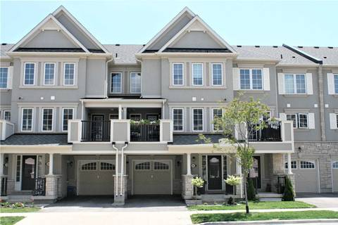 Townhouse for rent at 282 Jemima Dr Oakville Ontario - MLS: W4548143