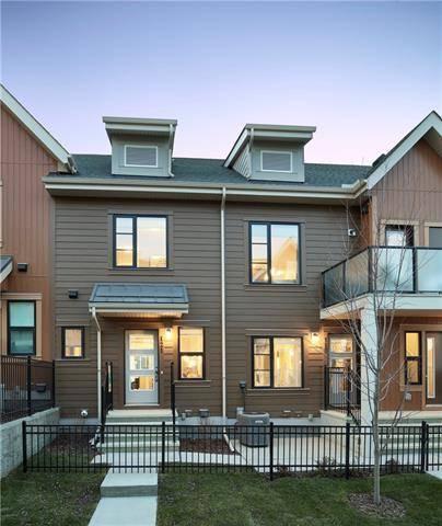 Townhouse for sale at 282 Livingston Common Northeast Calgary Alberta - MLS: C4294676