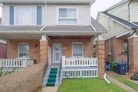 Townhouse for sale at 282 Milverton Blvd Toronto Ontario - MLS: E4419158
