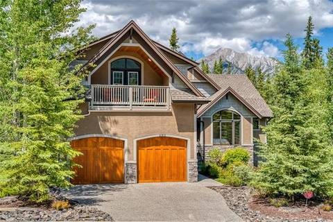 House for sale at 282 Miskow Cs Canmore Alberta - MLS: C4245697