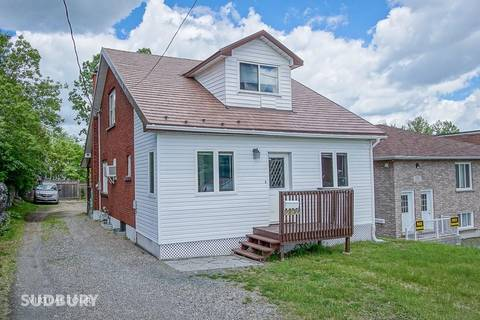 House for sale at 282 Pine St Sudbury Ontario - MLS: 1156200