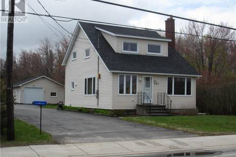 Townhouse for sale at 282 Ryan St Moncton New Brunswick - MLS: M123093