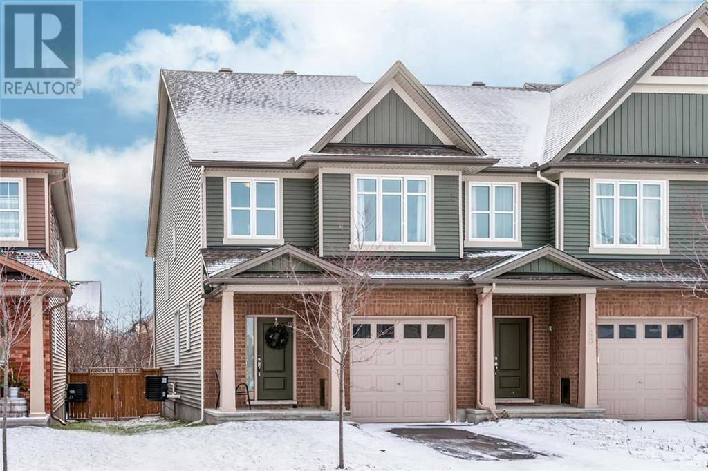 Townhouse for sale at 282 Wood Acres Gr Ottawa Ontario - MLS: 1176971