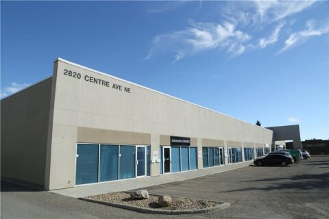 Commercial property for sale at 2820 Centre Ave NE Calgary Alberta - MLS: C4300342