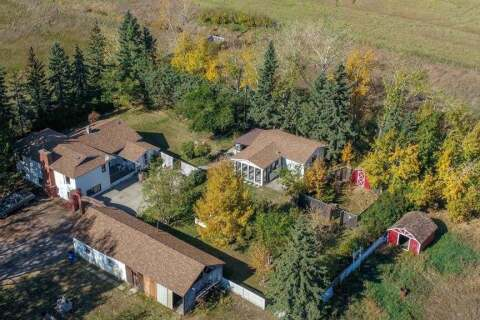 House for sale at 282132 Rge Rd 14  Rural Rocky View County Alberta - MLS: A1040203