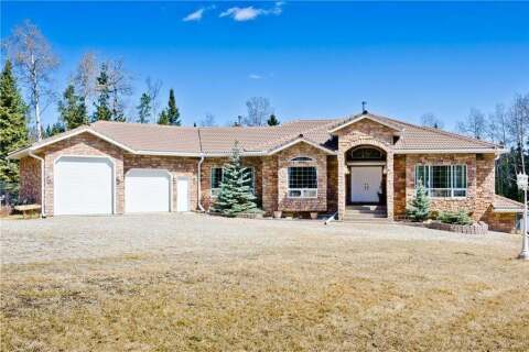 House for sale at 282140 Rge Rd 53  Rural Rocky View County Alberta - MLS: C4300203