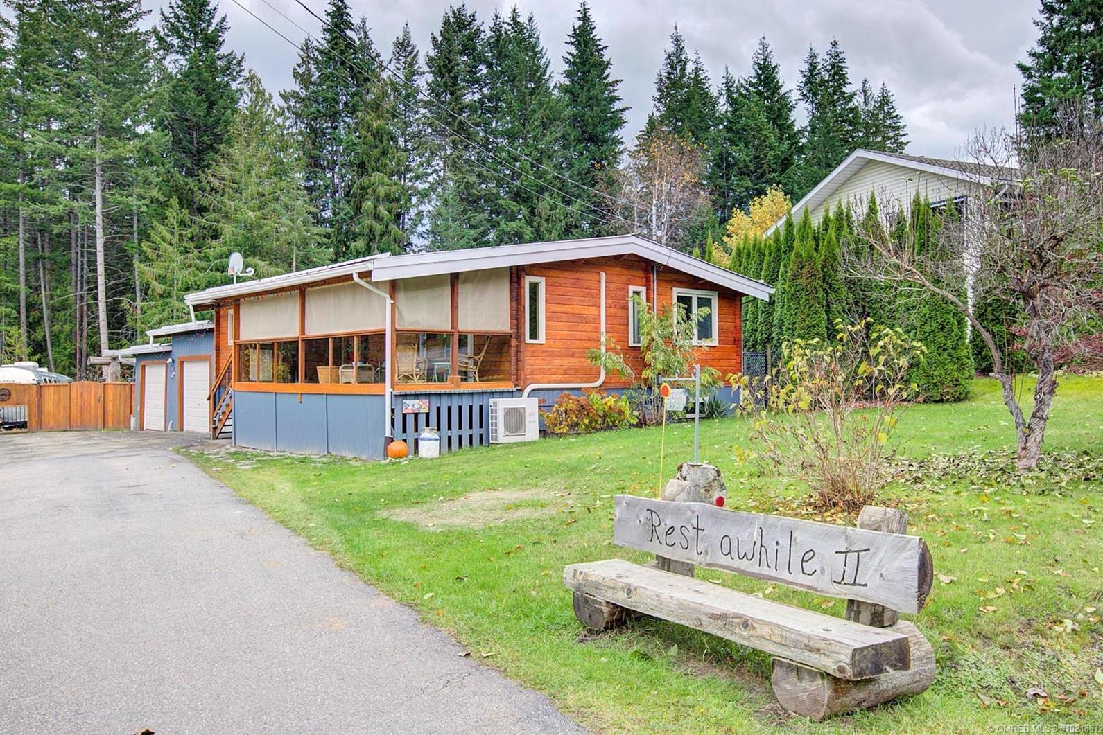 House for sale at 2822 Marine Dr Blind Bay British Columbia - MLS: 10218672