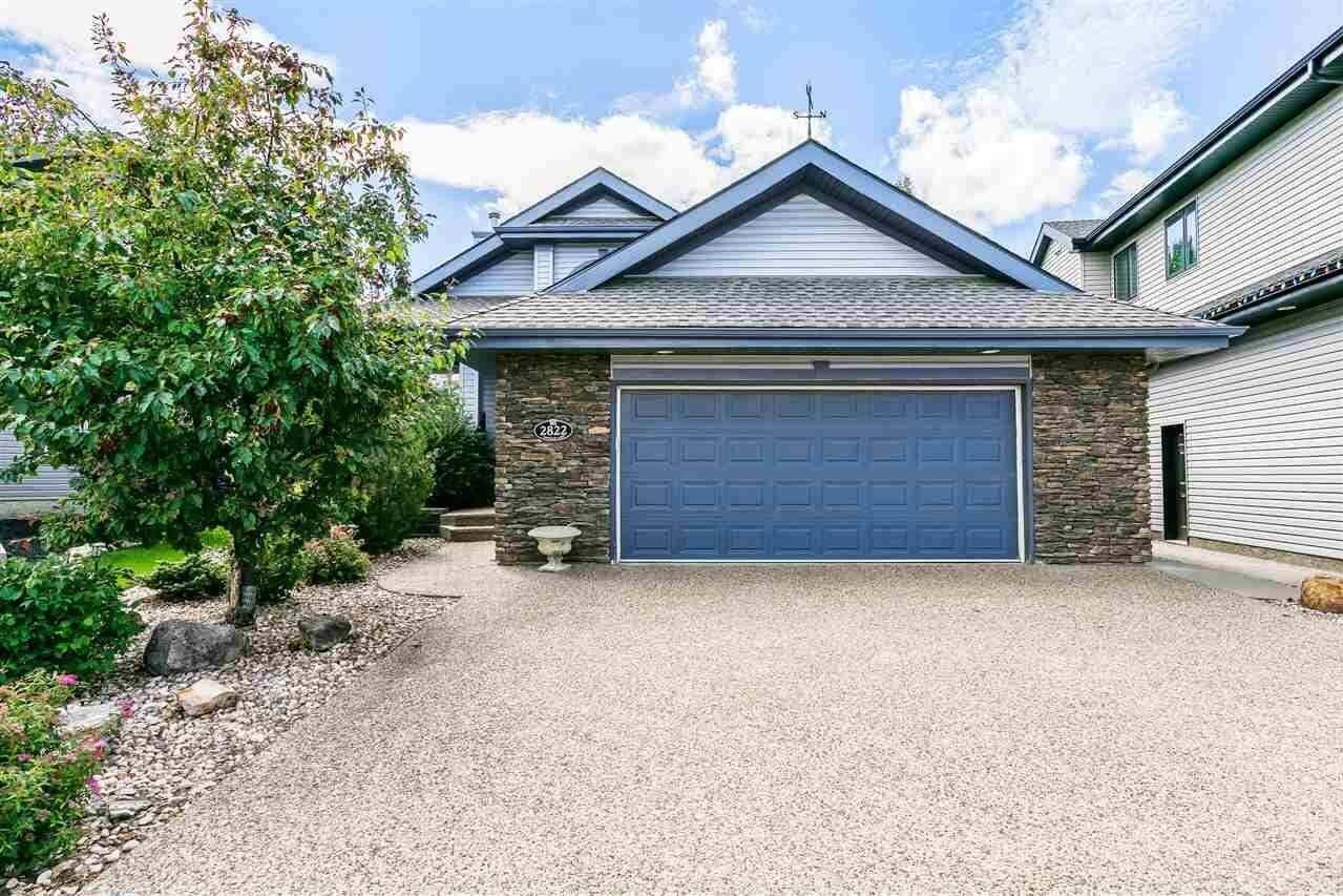 House for sale at 2822 Terwillegar Wd NW Edmonton Alberta - MLS: E4210464