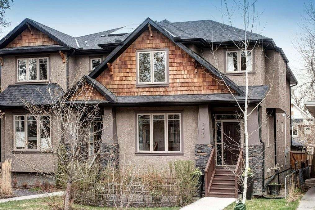 Townhouse for sale at 2822 26a St SW Killarney/glengarry, Calgary Alberta - MLS: C4297987