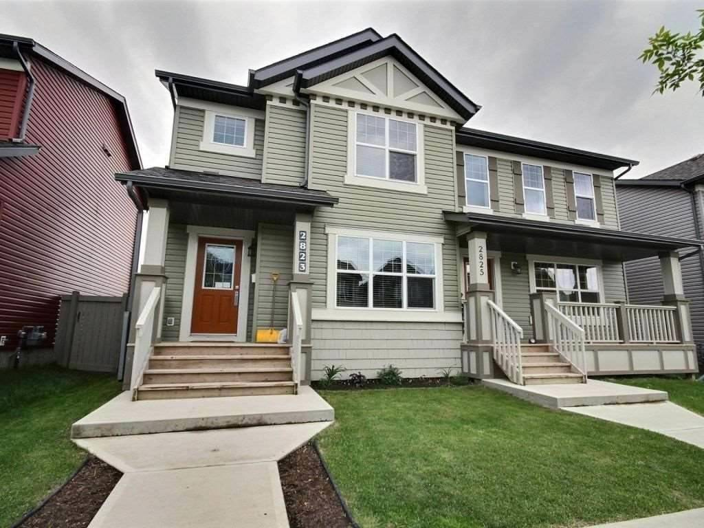 Townhouse for sale at 2823 19 Ave Nw Edmonton Alberta - MLS: E4171047