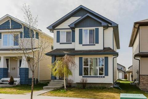 House for sale at 2823 20 Ave Nw Edmonton Alberta - MLS: E4156365