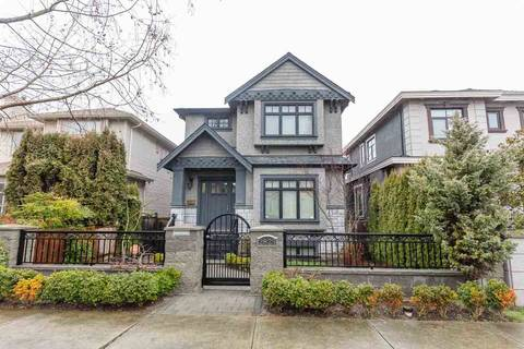 House for sale at 2823 24th Ave W Vancouver British Columbia - MLS: R2437785