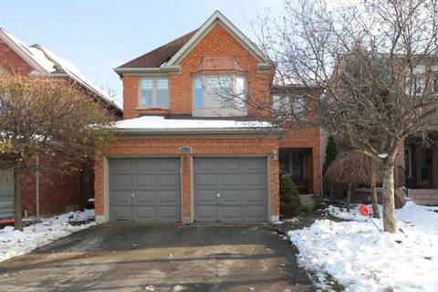 House for sale at 2824 Castlebridge Dr Mississauga Ontario - MLS: W4635371