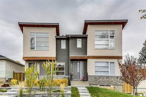 Townhouse for sale at 2825 35 St Southwest Calgary Alberta - MLS: C4252879
