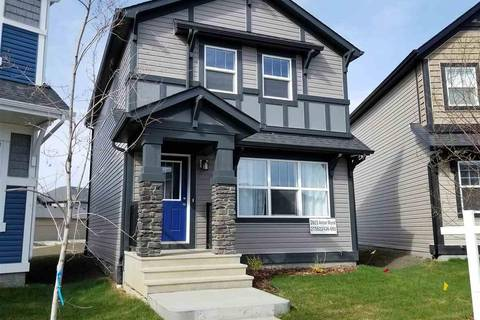 House for sale at 2825 Anton Wd Sw Edmonton Alberta - MLS: E4155632