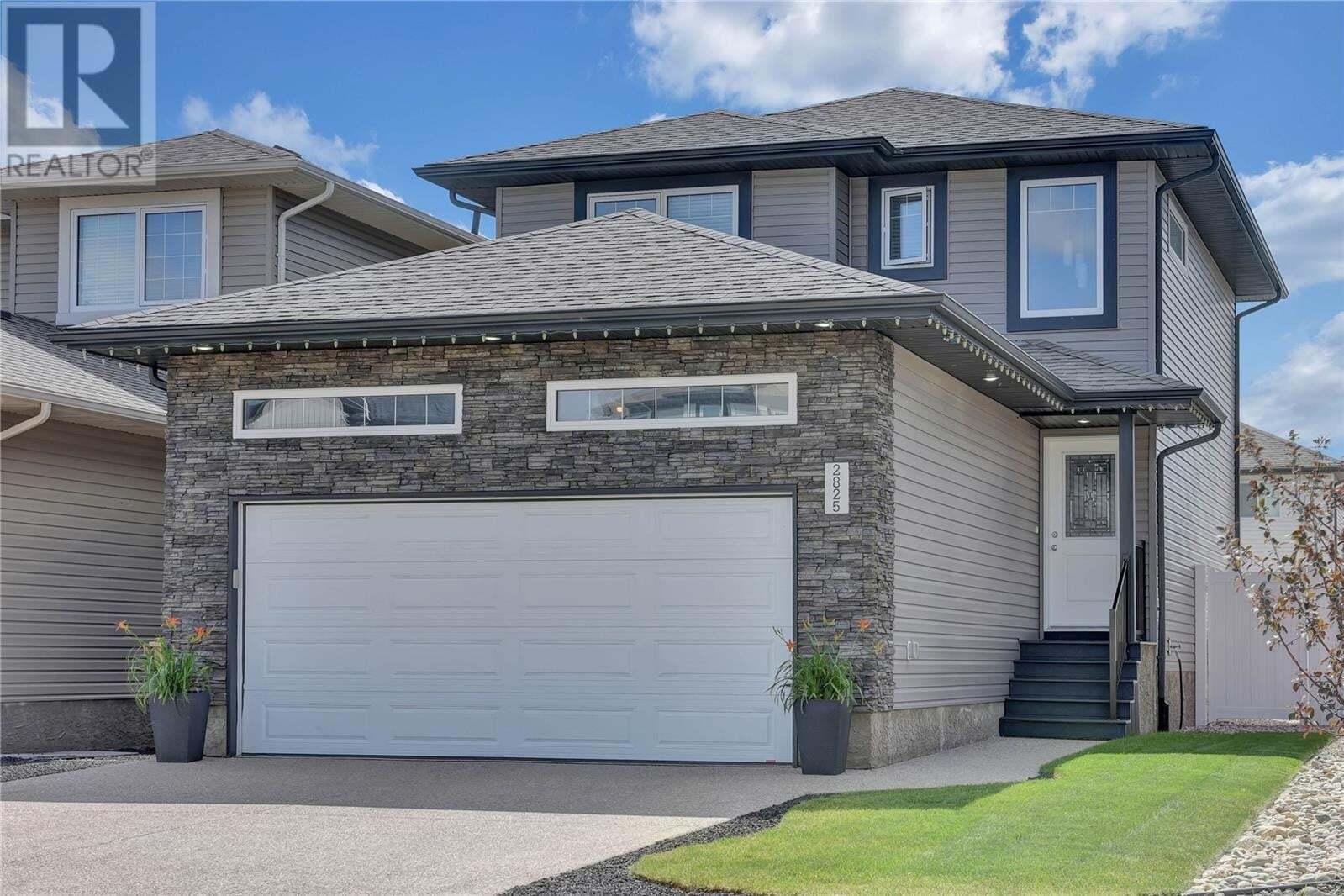 House for sale at 2825 Elgaard Dr Regina Saskatchewan - MLS: SK821865