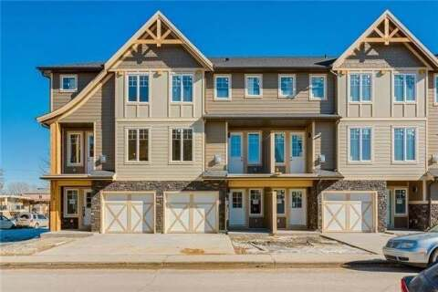 Townhouse for sale at 2826 1 St Northwest Calgary Alberta - MLS: C4290804