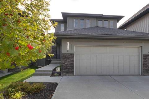 House for sale at 2827 Anderson Pl Sw Edmonton Alberta - MLS: E4150126