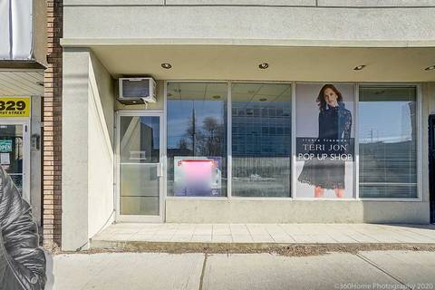 Commercial property for lease at 2827 Bathurst St Toronto Ontario - MLS: C4616707