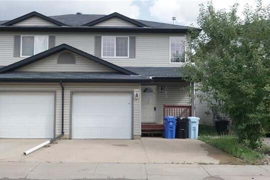 Townhouse for sale at 283 Bear Paw Dr Fort Mcmurray Alberta - MLS: FM0177187