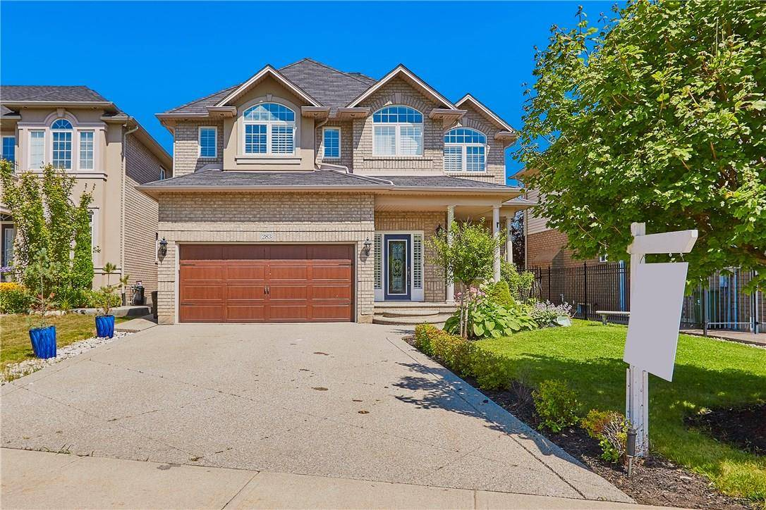 House for sale at 283 Cloverleaf Dr Ancaster Ontario - MLS: H4060065