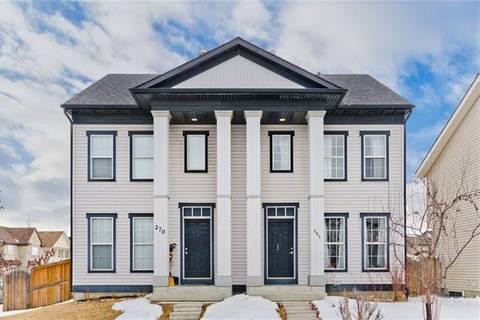 Townhouse for sale at 283 Elgin Vw Southeast Calgary Alberta - MLS: C4232912