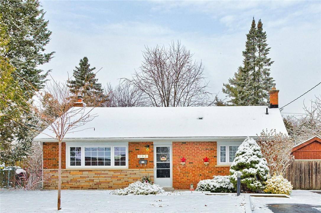 House for rent at 283 Kent Cres Burlington Ontario - MLS: H4068741