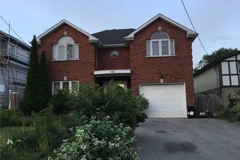 House for sale at 283 Livingston Rd Toronto Ontario - MLS: E4472677