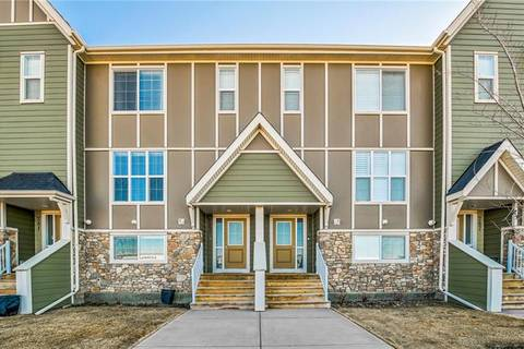 Townhouse for sale at 283 Mahogany Wy Southeast Calgary Alberta - MLS: C4236779
