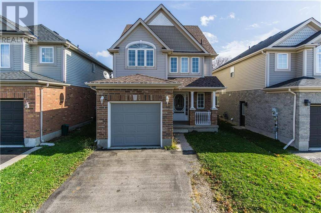 House for sale at 283 Newport Dr Cambridge Ontario - MLS: 30776878