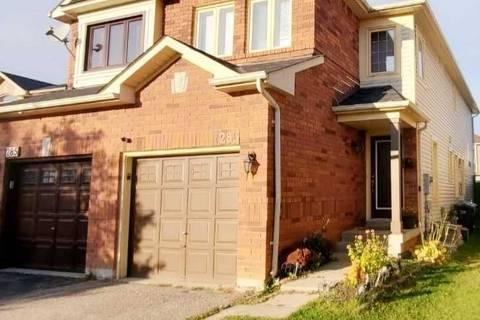 Townhouse for sale at 283 Pressed Brick Dr Brampton Ontario - MLS: W4689976