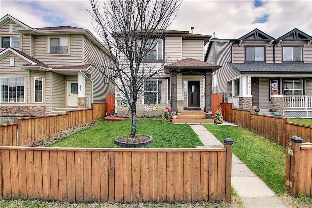 House for sale at 283 Saddlebrook Wy NE Saddle Ridge, Calgary Alberta - MLS: C4297534