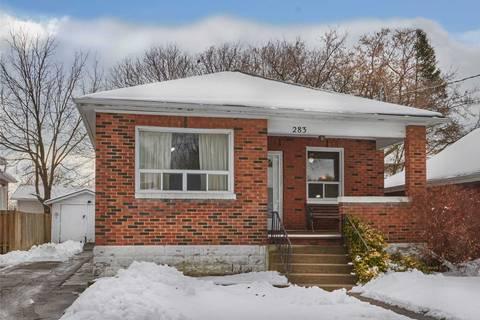 House for sale at 283 St. Eloi Ave Oshawa Ontario - MLS: E4691261