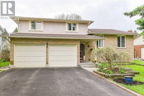 House for sale at 283 Whitmore Dr Waterloo Ontario - MLS: 30745757