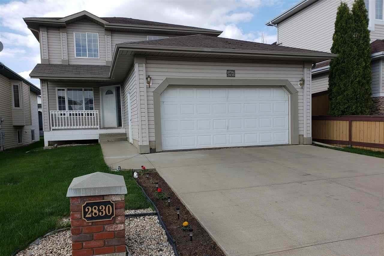 House for sale at 2830 41 Av NW Edmonton Alberta - MLS: E4199050