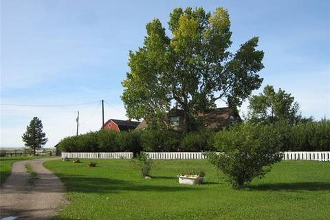 House for sale at 2830688 170 Rd Rural Willow Creek M.d. Alberta - MLS: C4271943