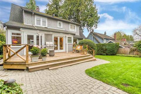 House for sale at 2831 49th Ave W Vancouver British Columbia - MLS: R2356947