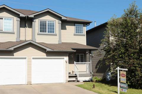 Townhouse for sale at 2832 26 St Nw Edmonton Alberta - MLS: E4162597