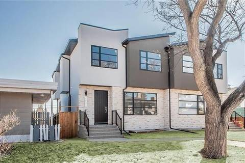 Townhouse for sale at 2832 34 St Southwest Calgary Alberta - MLS: C4219407