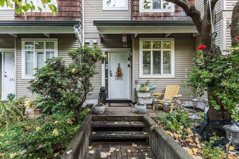 Townhouse for sale at 2832 Kent Avenue South  E Vancouver British Columbia - MLS: R2500464
