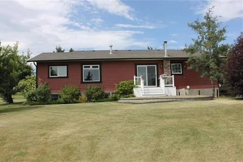 House for sale at 283234 Range Road 35  Rural Rocky View County Alberta - MLS: C4284938